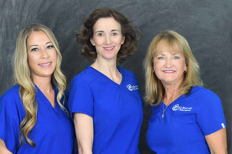 Dr. Liz, Dr. Kelly and Dr. Michelle - Jax Beaches Family Dentistry